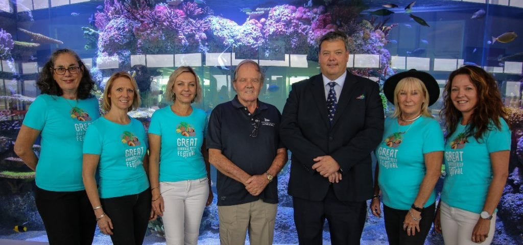 Reef Festival Committee_Mayor Willcox_David Hutchins