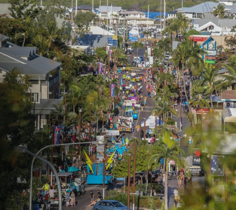 New direction for Rotary Street Parade