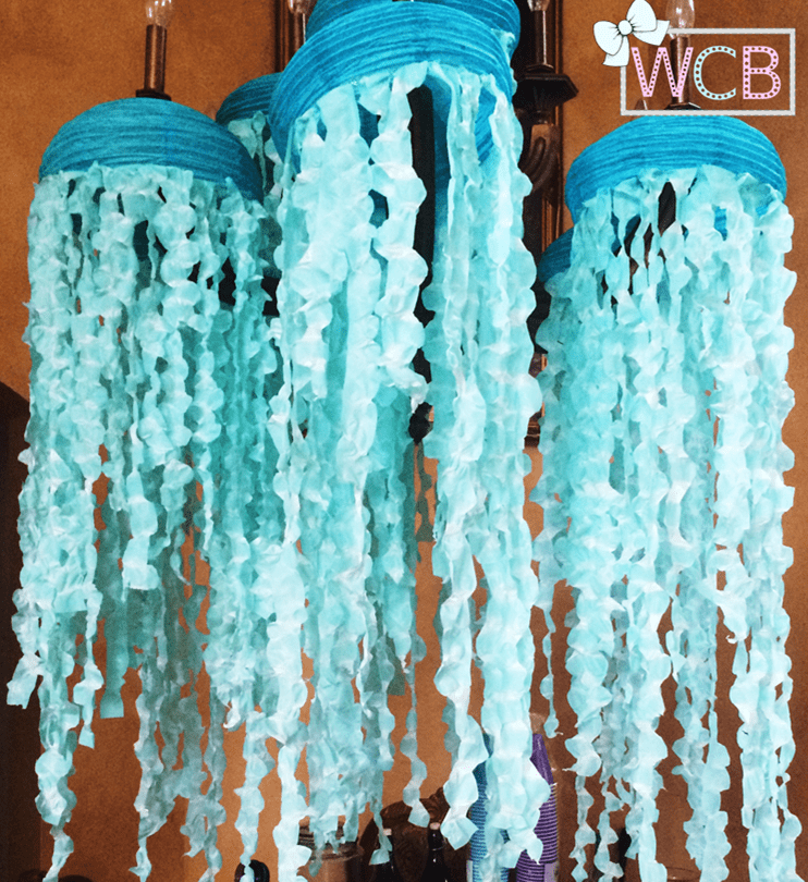 Coral Sea Marina Lantern Workshop