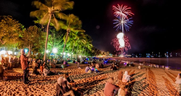 Festival fever hits Airlie Beach