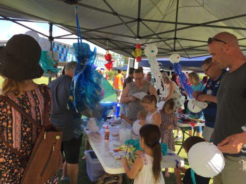 Great Barrier Reef Festival Lantern Making Workshop