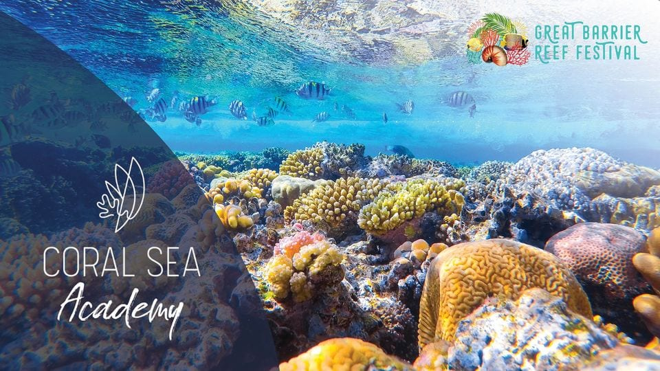 Coral Sea Academy - Protecting the Great Barrier Reef