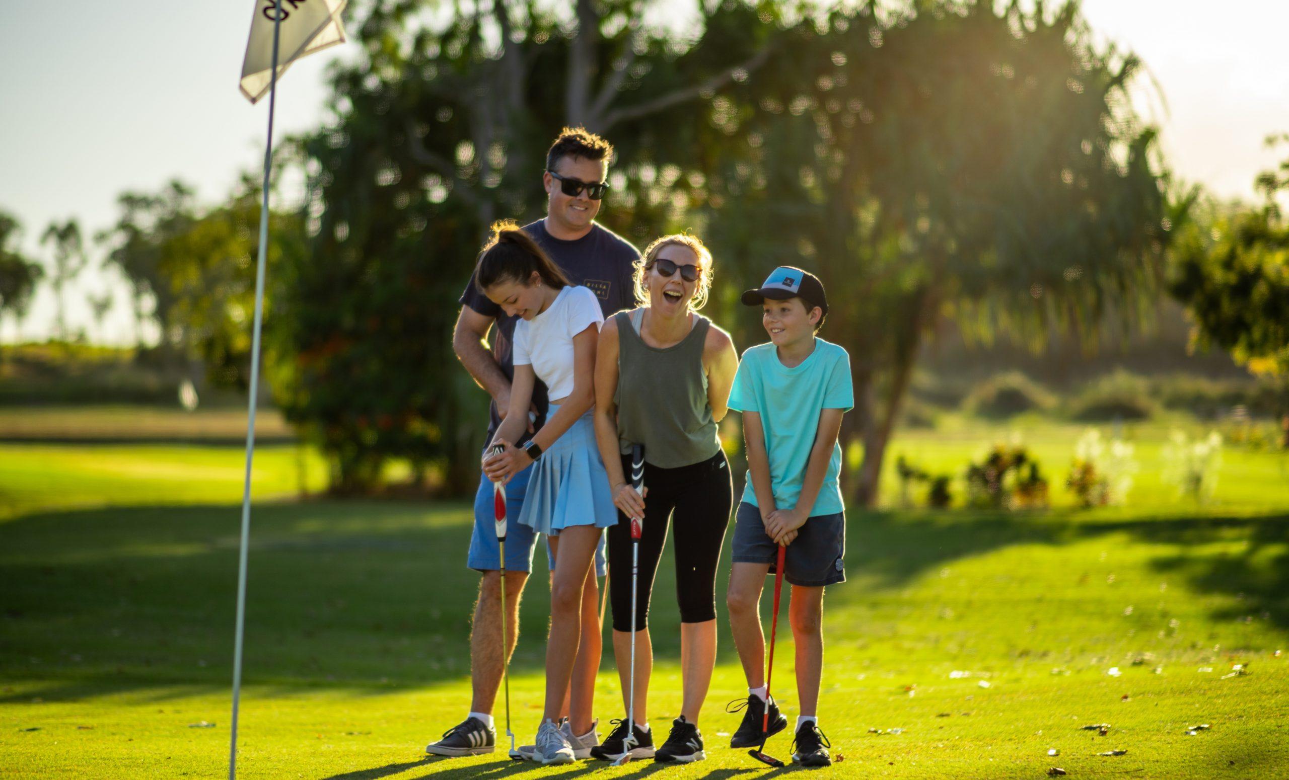 Whitsunday Green Reef Festival Social Golf Day